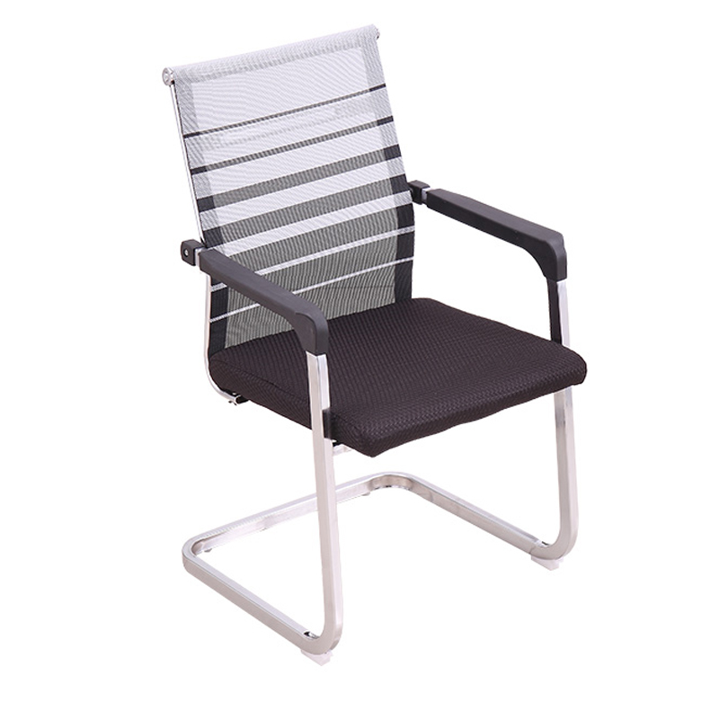 Simple Office Chair Computer Chair Home Student Chair Staff Conference Chair Bow Mesh Chair Comfortable Back Chair