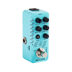 Image 2 - MOOER E7 Polyphonic Synth Guitar Pedal 7 Types Custom Synthesizer Synth Tones Like Trumpet Organ with Individual Arpeggiator