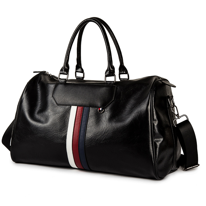 Handbags, Business And Leisure Men's Bags, One-shoulder Inclined Cross-cortical Official Documents, Travel Bags And Travel Bags