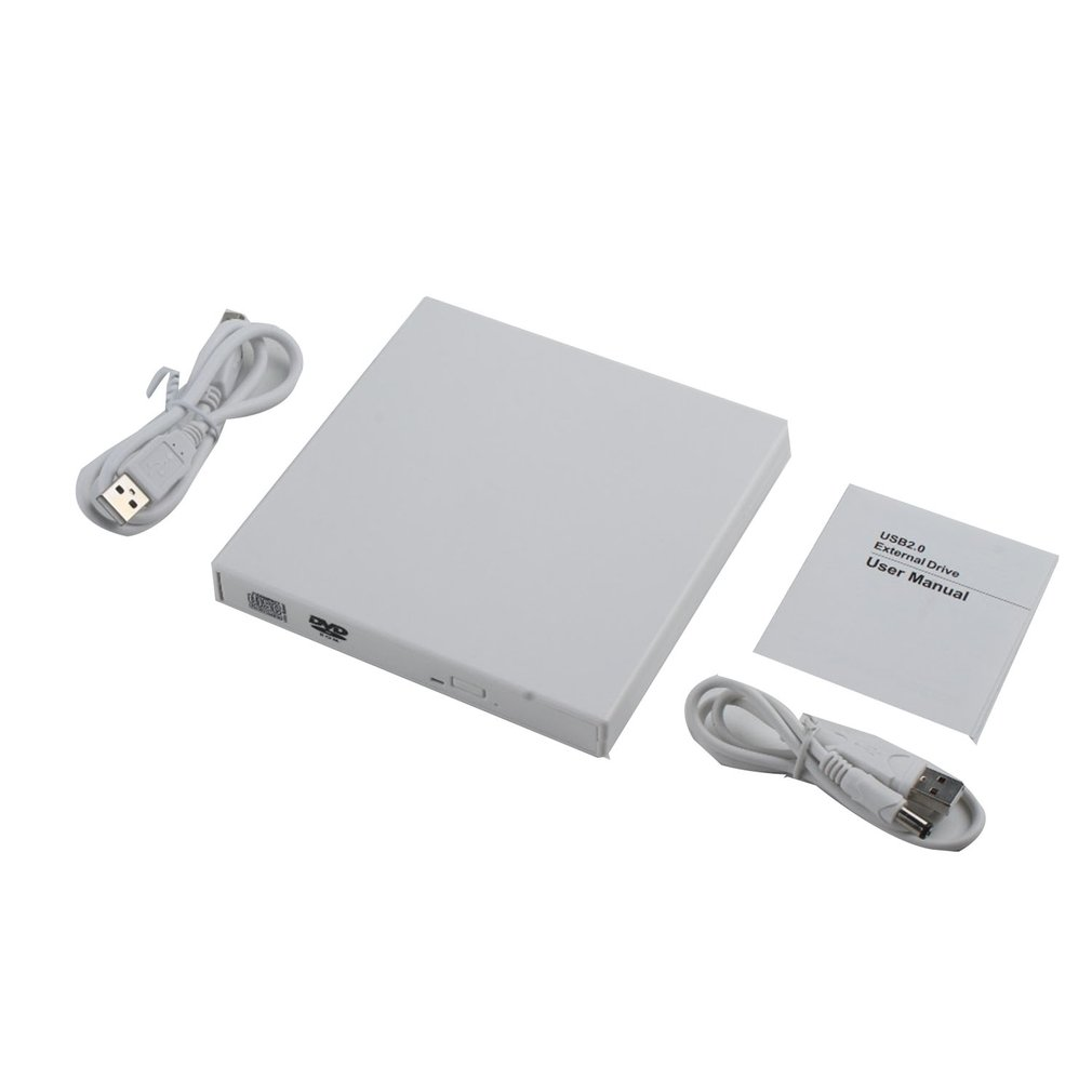 Universal USB External Combo Optical Drive CD/DVD Player CD Burner For PC Laptop Win 7 8 DVD Burner Drive For Computer