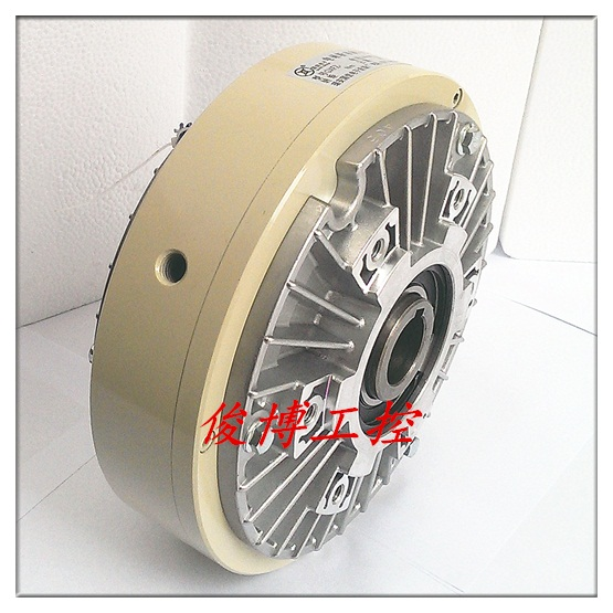 5kg Magnetic Powder Brake Hollow Shaft Type GXFZ-B-50 Hole Type Discharge Clutch Brake Manual Tension Control