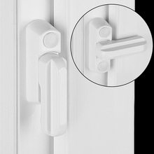 Replacement Security UPVC Window Door Lock Sash Jammer Child Protector