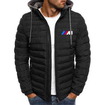 strong Import List strong BMW jakości mężczyzna kurtka zimowa mężczyźni 2020 nowe bawełniane kurtki modny Top Zipper Up Solid Color odzieży sportowej płaszcze tanie i dobre opinie CN (pochodzenie) Pełne Na co dzień Drukuj REGULAR Z kapturem 30215 Bluzy z kapturem Grube COTTON NONE