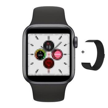 38mm Smartwatch+Strap/Set Health Fitness Tracker Smart Watch Women with Whatsapp Reminder Oxygen Blood Pressure VS W75 IWO 12