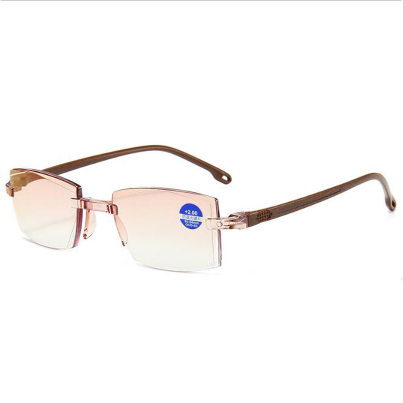 Ultra-light Reading Glasses Brand Women Men Anti-drop Reading Magnifying Presbyopic Glasses +1+1.5+2+2.5+3+3.5+4