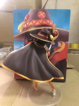 20cm KonoSuba: God's Blessing on this Wonderful world! Megumin Action Figure PVC Collection Model toys for christmas gift 2