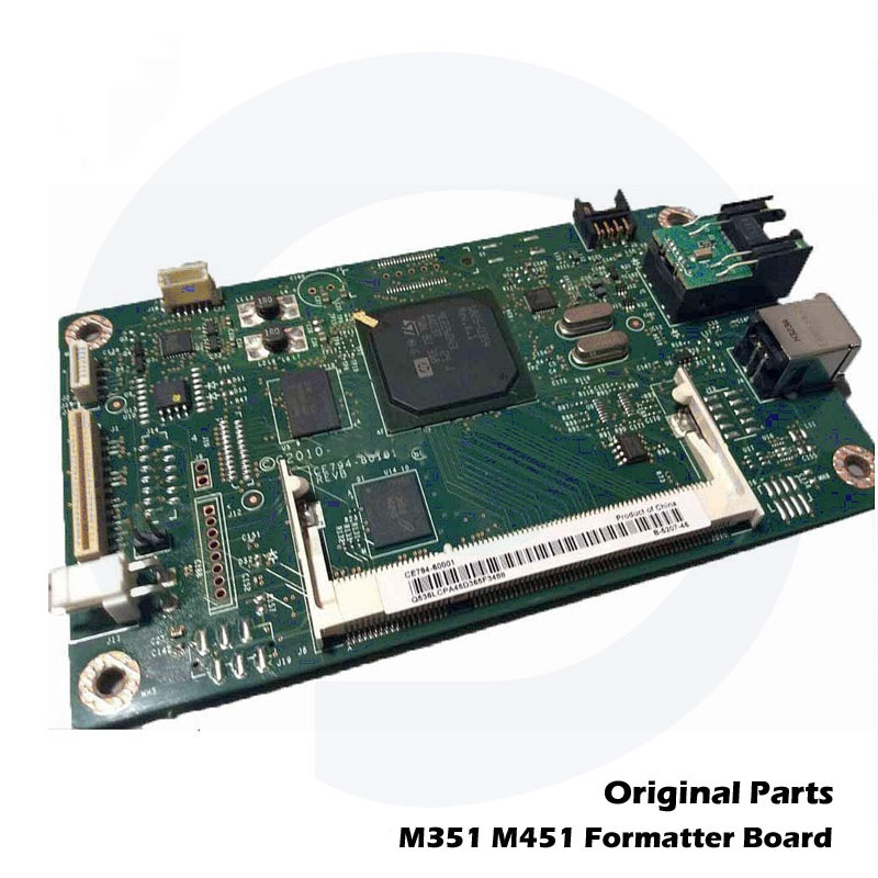 Original New For HP Color LaserJet M351 M451 HP451 HP351 Series Formatter Board CE794-60001