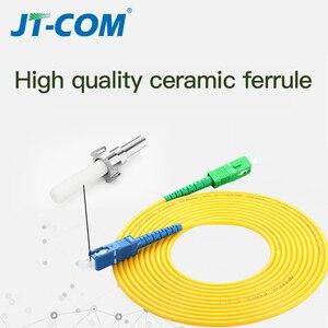 Image 2 - Ponticello 3m 10m 30m della fibra ottica del cavo di toppa della fibra ottica monomodale dello SC APC UPC SM 2.0 o di 3.0mm 9/125um FTTH