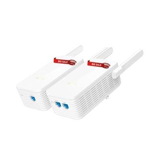 Image 5 - 1 Paar Glvision GLP15 1000Mbps Plc Netwerk Adapter Draadloze Wifi Extender, Iptv, homeplug Av Powerline Ethernet Adapter Plc