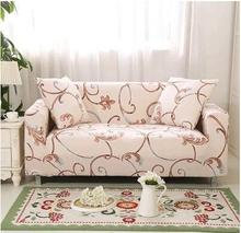 Elastic Sofa Cover for Living Room Sectional Couch Slipcovers Furniture Protector Sofa Cover Stretch Spandex 1