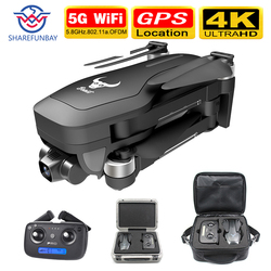 Sharefunbay SG906 Pro Drone 4 K Hd Meccanico Giunto Cardanico Della Macchina Fotografica 5G Wifi Gps Sistema di Sostiene La Carta di Tf di Volo 25 minimo Rc Distanza di 1.2Km
