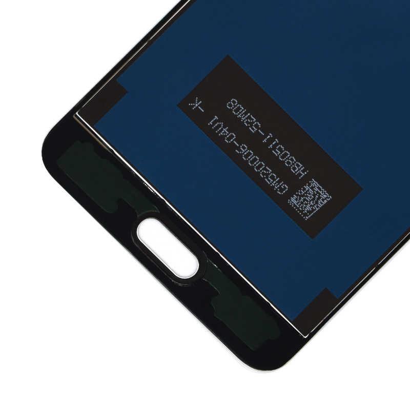 لسامسونج غالاكسي J510 SM-J510FN J510F J510G J510Y J510M شاشة الكريستال السائل و مجموعة المحولات الرقمية لشاشة تعمل بلمس Brighteness قابل للتعديل