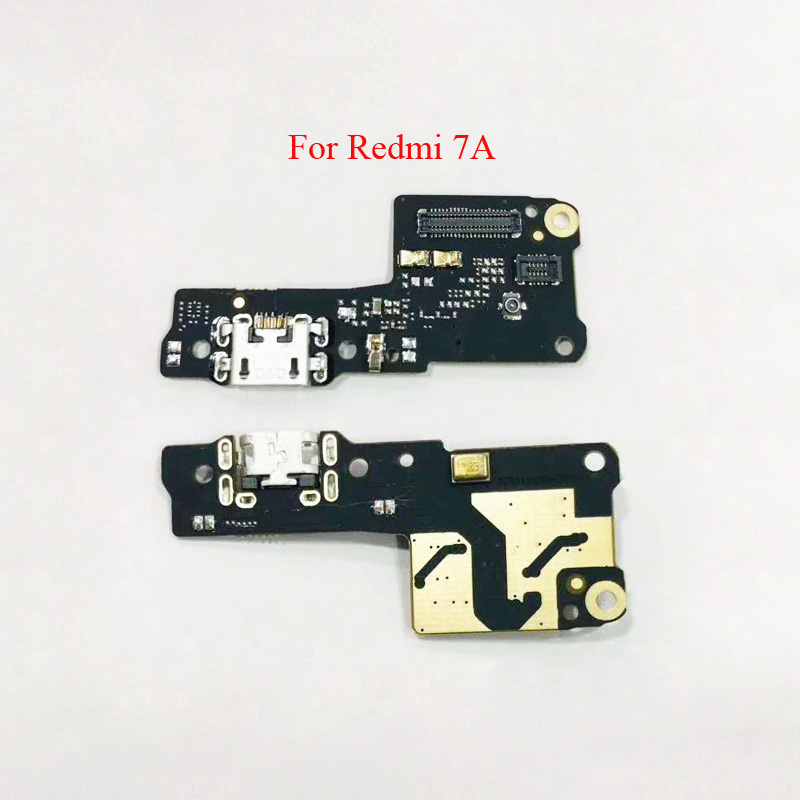 For Xiaomi Redmi 7A Dock Connector Charger Board USB Charging Port Flex Cable