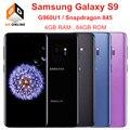 Samsung Galaxy S9 G960U G960U1 4 гб оперативной памяти, 64 гб встроенной памяти, 5,8