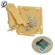 Medidor de carcasa de condensador Inductor, Transistor multifunción MG328, carcasa de acrílico, M328