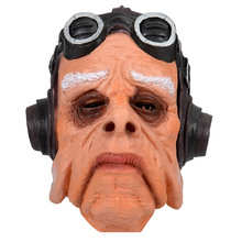 Costume-Props Masks Helmet Ugnaught-Mask Cosplay Latex Masquerade Halloween Star Party