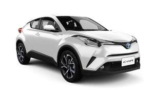 Image 2 - Модель сборки 1/32 Toyota CHR SUV, внедорожный автомобиль 05634