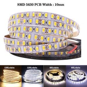 Image 3 - Nowa taśma LED o Ultra jasności 5M 4040 5054 5050 5630 12V elastyczna podświetlana taśma oświetlająca LED wstążka 120 leds/m jaśniejsza niż 2835