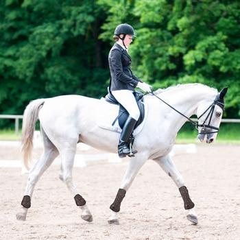 4 PCS Front Hind & Leg Equestrian Boot Set 19