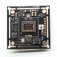HD 4in1 AHD TVI CVI CVBS Module Starlight Low Illumination 0.0001Lux NVP2441+IMX307 2mp CCTV Camera PCB board 1080P