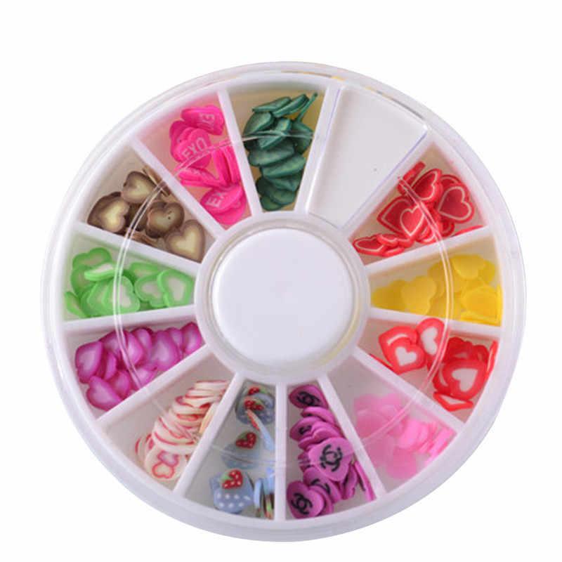 الوحل إمدادات الفاكهة كعكة شرائح SoftScented لعبة لتخفيف الضغط الحمأة لعب ل الوحل zabawki dla dzieci brinquedos #4S16