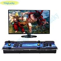 Game console Pandora box 3D 2650 in1 Family Version 40p arcade PCB for free play Coin HD video Jamma games HDMI VGA