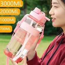 700ml 1000ml Sports Bicycle Bottle Sport Drinking Water Bottle for Bike Outdoor BPA Free Sport Drinking Bottle for Water 2L 3L
