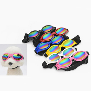 Pet Dogs Goggles Doggy Puppy F