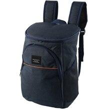 18L Толстая оксфордская Термосумка, охлаждающий рюкзак, семейный ланч для пикника, для хранения продуктов, изолированный органайзер, упаковка для льда, свежие сумки на плечо