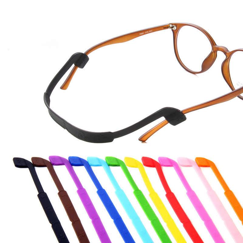 Спортивные силиконовые очки fang hu sheng силикагель нескользящий фиксирующий