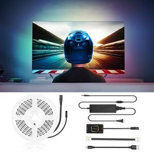 USB Ambilight TV PC Screen LED