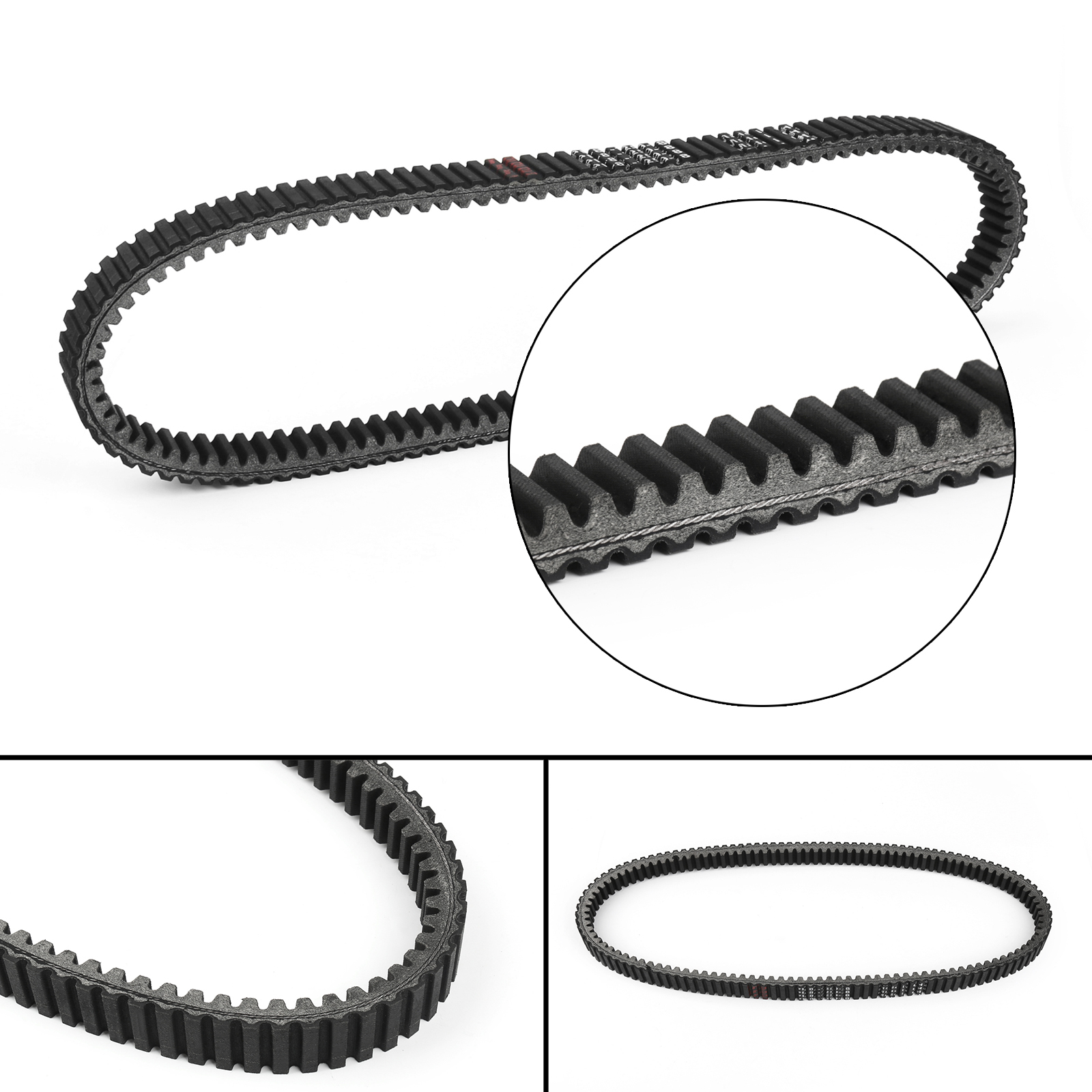 Areyourshop For Honda FJS600 Silver Wing FJS 600 FSC600 ABS Drive Belt 23100-MCT-003 Motorcycle Belt Parts