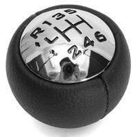 6 velocidade do carro engrenagem vara botão de mudança para peugeot 307 308 3008 407 5008 807 parceiro b9 tepee para citroen c3 c4 c8 picasso|Botão de mudança de marcha| |  -