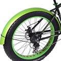 """2 PCS/charge fahrrad fender fett mountainbike 26x 4 0 """"schnelle vorne und hinten abriss fahrrad kotflügel kotflügel hohe festigkeit Neue-in Kotflügel aus Sport und Unterhaltung bei"""