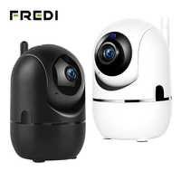 Fedi 1080 p nuvem ip câmera de vigilância de segurança em casa câmera de rastreamento automático rede wi-fi câmera cctv sem fio ycc365