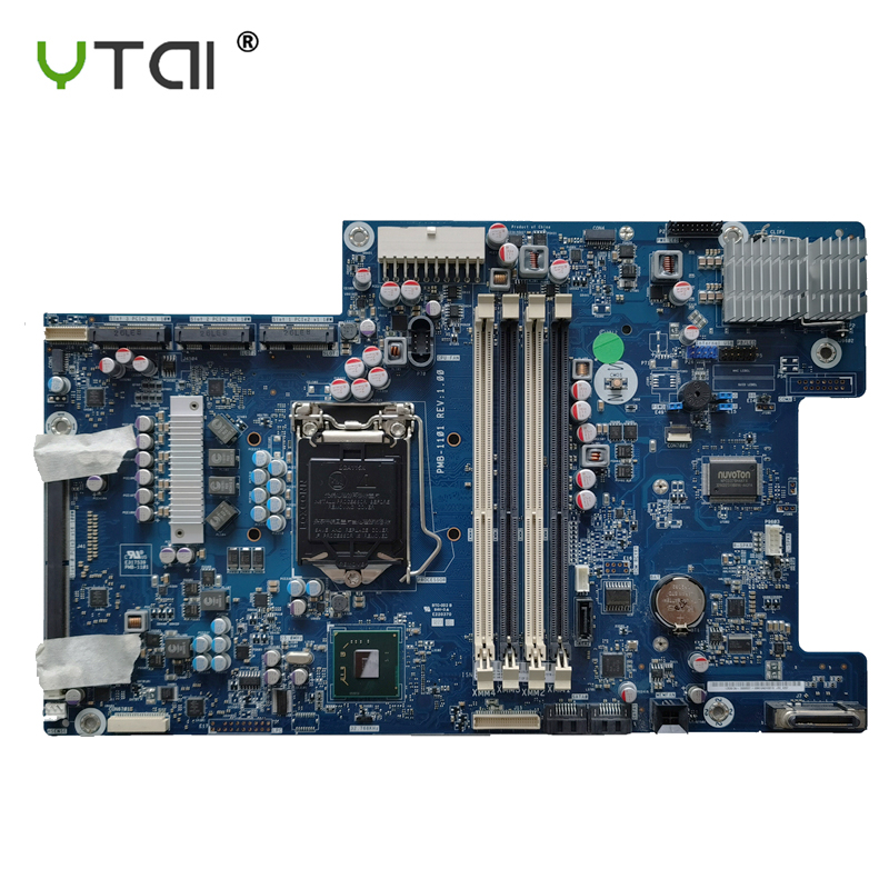 For HP Z1 G2 All in One Motherboard 681957 001 681957 601 647278 001 PMB 1101 100% tested intact|Motherboards| |  - title=