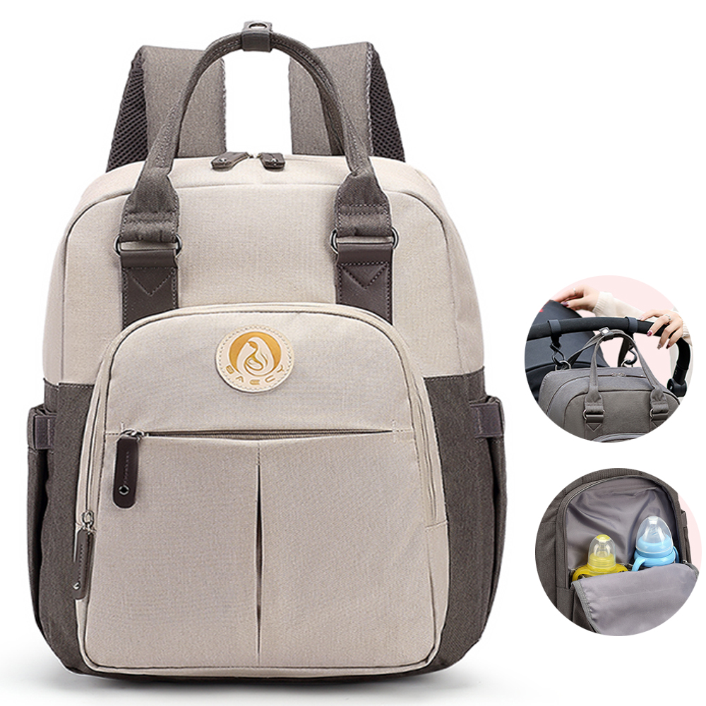Fashion Large Maternity Baby Diaper Bag Backpack Bags Organizer For Mummy Maternity Baby Bag Stroller  Backpack Bags Diaper Bag
