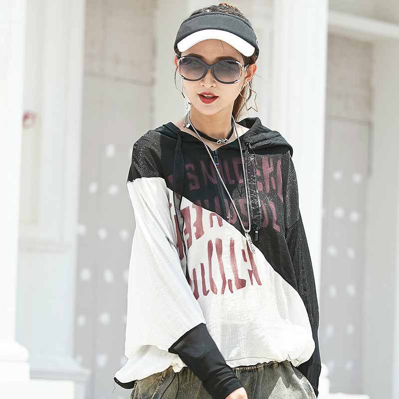 Streetwear Shirts Chiffon Tops 11
