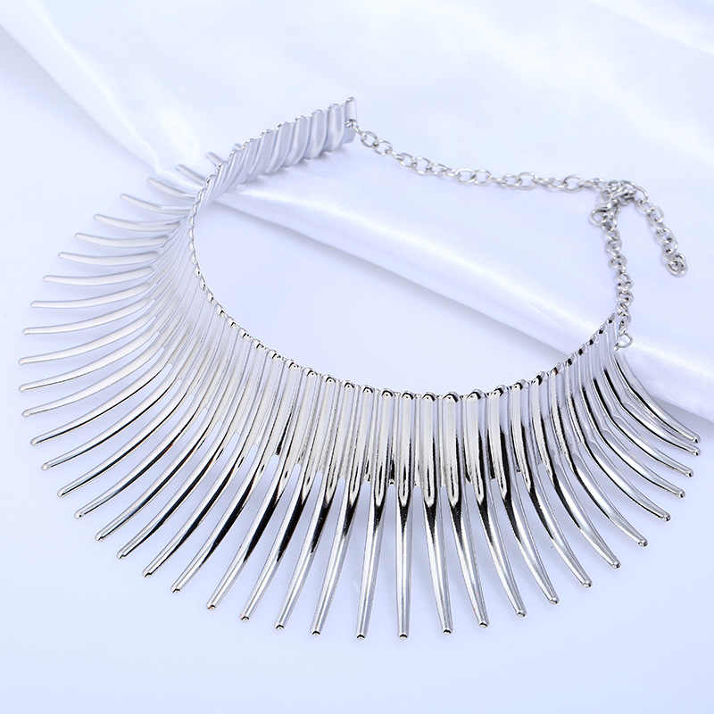 Европейский и американский большой бренд, металлическое кольцо на шею, колье, цветущее ожерелье, женское короткое колье, импортные товары, крест Бор