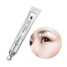 Hyaluronic acid Anti-Aging Wrinkles Eye Cream Electric Massage Serum Remover Dark Circles Anti-Puffiness Moisturizing Care