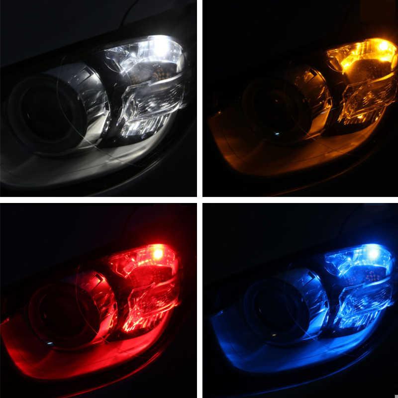 OSRAM T10 led w5w coche led 2880CW 6000Kcar luz interior led de luz para passat b6 Peugeot 307 mazda golf bmw Sagitar