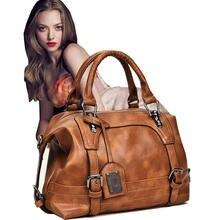 Женская сумка 2021 винтажная на плечо роскошные сумки из мягкой