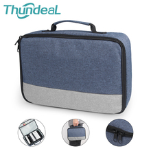 ThundeaL TD90 TD60 Projector Bag Scratchproof Storage Carry Bag Case For Epson BenQ Sharp Optoma Acer XGIMI Projector Cover Case
