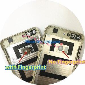 """Image 3 - חדש עבור Huawei P חכם FIG LX1 FIG LA1 FIG LX2 FIG LX3 אחורי חזור סוללה שיכון דלת כיסוי מקרה 5.6"""""""