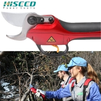 Garden Tool 30mm 4AH Li ion battery Electric pruner