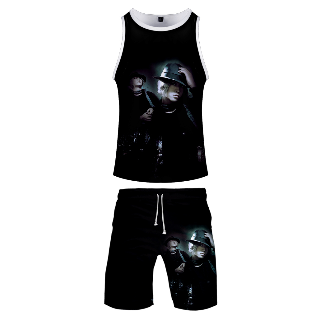 Yokai Ningen Bem The Movie Pop 3D Printed Two Piece Set Cool 2-piece Outfit Polyester Hiphop Shorts Set Summer Outfits