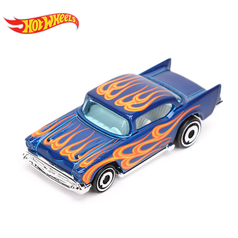 Newest Original 1:64 Fast And Furious Hot Wheels Diecast Cars Electroplated Metal Model Car Toys Chevy Hotwheels C4982 9A