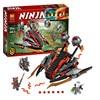 Ninja Red Snake Rock Crawler 331pcs DIY Building Block Sets Educational Toys For Children Compatible Lepining Ninjagoes Movie 1