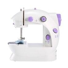 Máquina De coser De Costura, máquina De coser pequeña, Prensatelas, máquina De coser doméstica, szycia