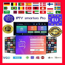 X96 OTT Plus Smart tv PC M3u Mag French dutch Europe Canada Arabic Netherland Belgium Germany Norway Sweden Turkey m3u no box